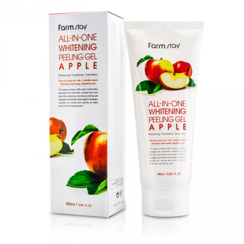 ALL-IN-ONE WHITENING PEELING GEL - APPLE